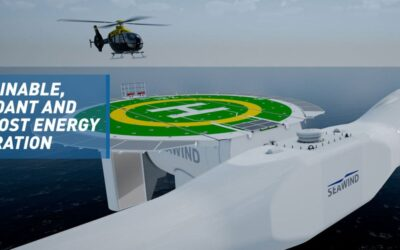 Olav Olsen and Seawind tie up for two-bladed offshore turbines