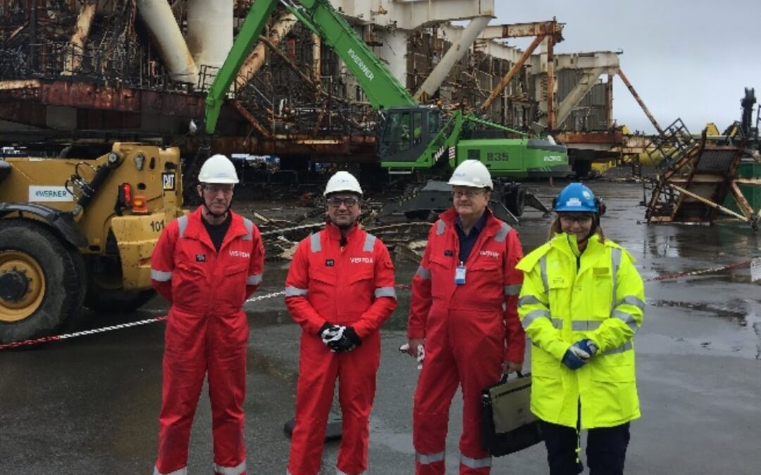 Transfer of competence from O&G to Offshore Wind