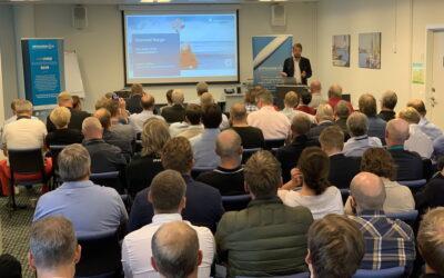 Successful Offshore wind seminar in Haugesund!
