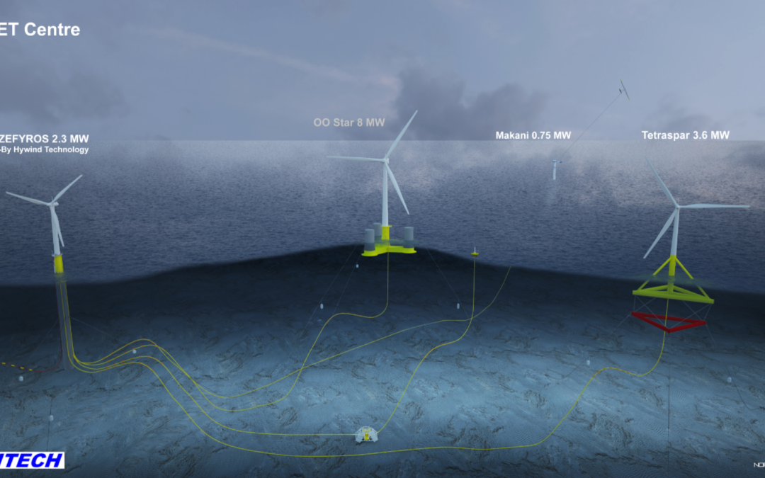 TETRASPAR DEMONSTRATOR PROJECT SELECTS UNITECH OFFSHORE FOR DYNAMIC CABLE AND GRID CONNECTION