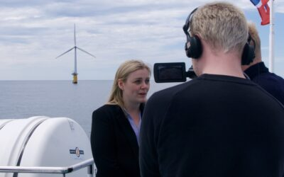 Opening for 4,5 GW offshore wind!